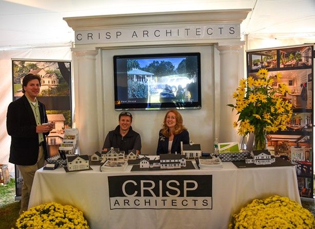 PHOTOS COURTESY OF CRISP ARCHITECTS