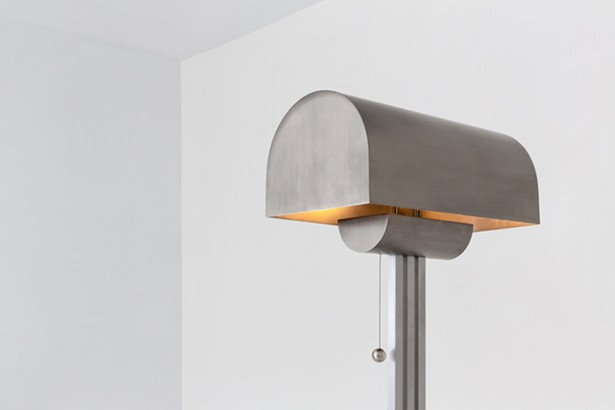 Team Camron - VAULT FLOOR LAMP FROM WORKSTEAD'S ARCHETYPE COLLECTION.