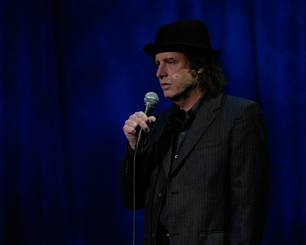 Comedian Steven Wright brings his signature brand of deadpan one-liners to UPAC 1/24/20. - COURTESY OF BARDAVON