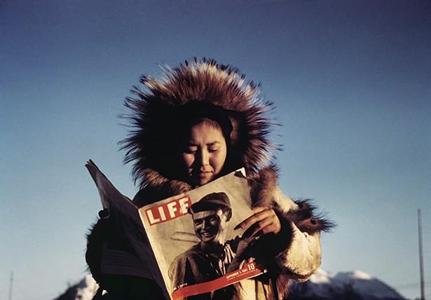 Ruth Gruber, Alaska, 1941.