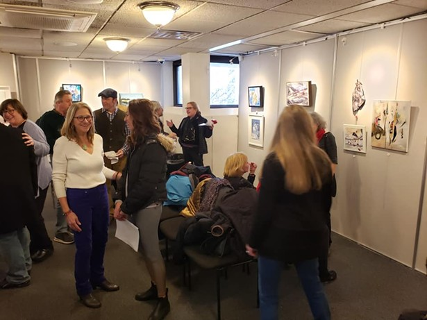 Peekskill Arts Alliance boasts 100 members and has been organizing Open Studio Tours for 22 years.