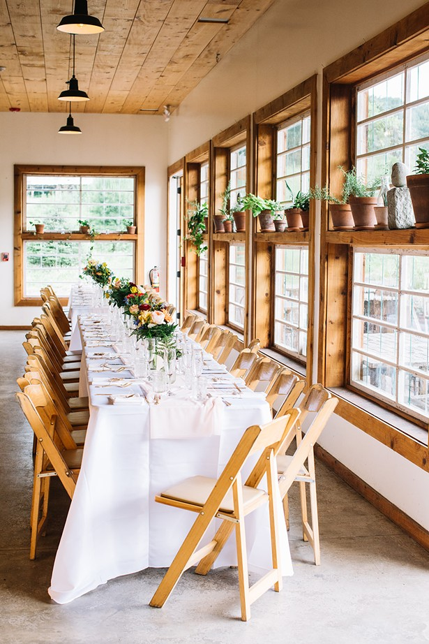 Restaurant as Dining Room at Blooming Hill Farm. - PHOTO: KATE EDWARDS PHOTOGRAPHY