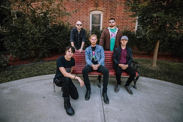 C.K. and the Rising Tide Plays in Kingston on Saturday