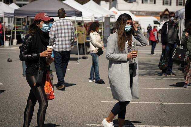 Hudson Valley Farmers' Markets in the Era of Coronavirus