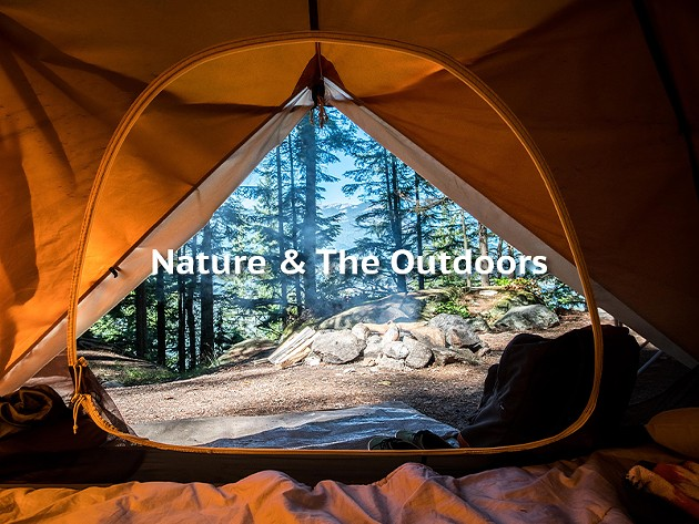 Nature & The Outdoors Winners