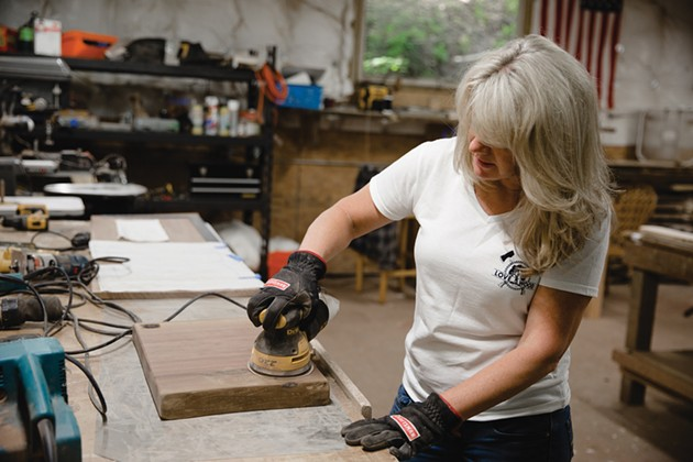 Furniture Maker Spotlight: Love Wood Co.