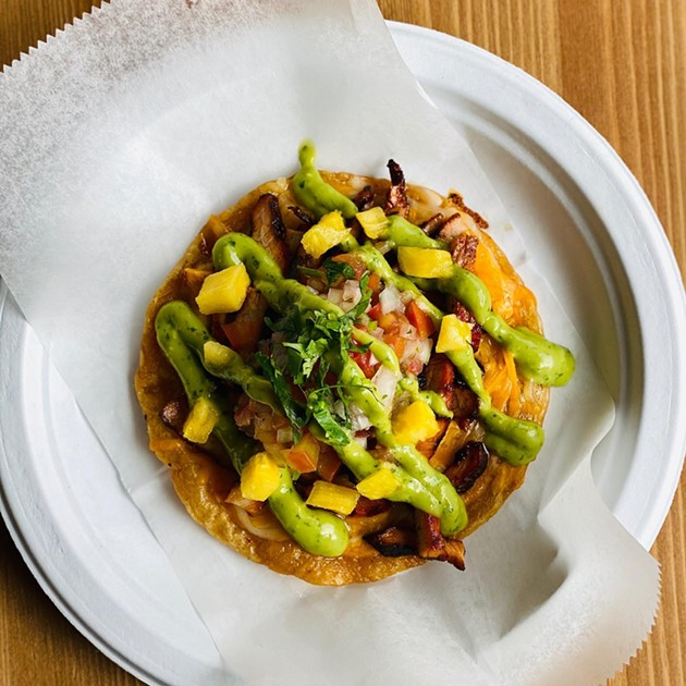 The Tortilla Taco Bar Opens in Kingston