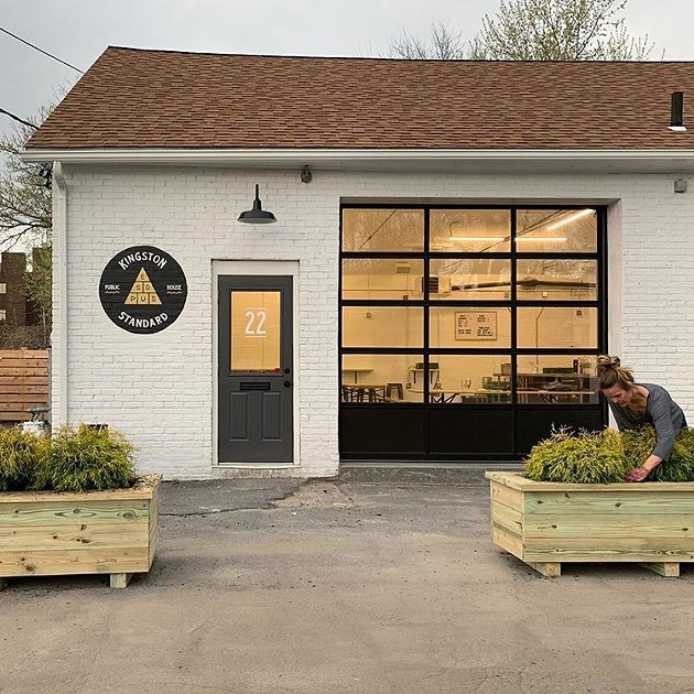 1, 2, 3: A Guide to Kingston's Breweries