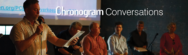 Chronogram Conversations | New Paltz