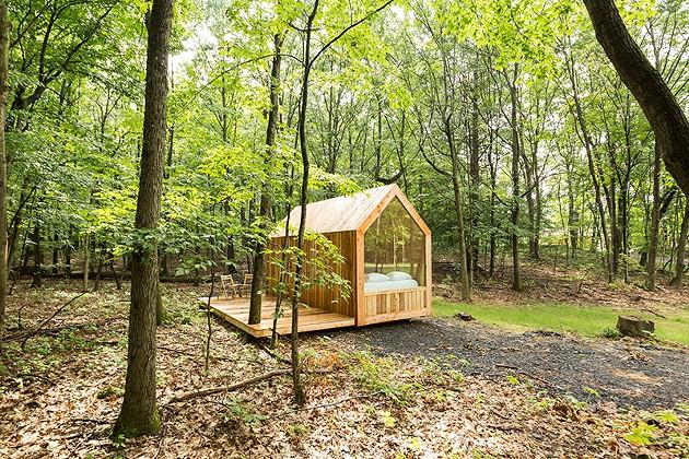 Gather Greene: Hudson Valley's Newest Nature Retreat Site