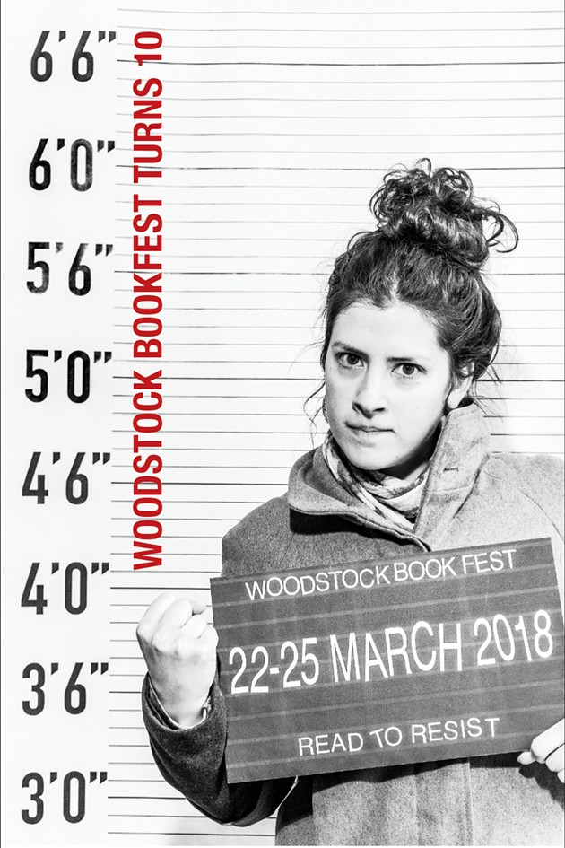Hold onto your Dust Jackets: Woodstock Bookfest Turns 10