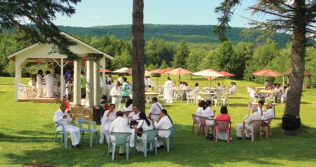 Three India-Inspired Retreat Centers in the Hudson Valley