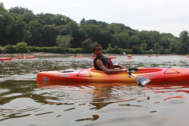 Drills, Skills, and Thrills at NYMA Summer Leadership Camp
