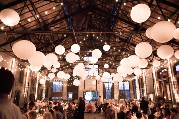 Wedding Crashers Heads North to Basilica Hudson to Help You Plan Your Hudson Valley Wedding