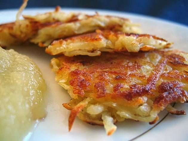 Chef Ric Orlando's Perfect Latke Recipe