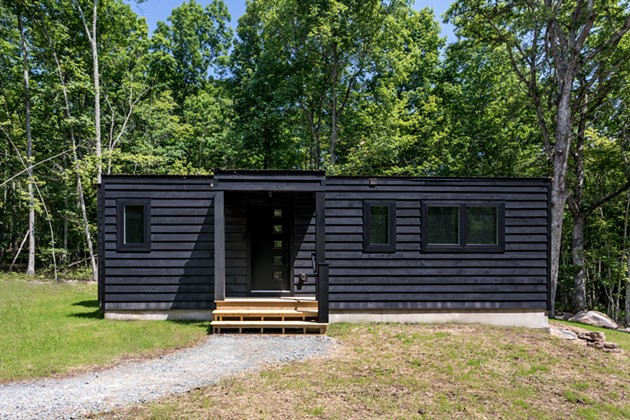(Mini) Cabin Fever: Aspiring Upstaters Will Flip Over Catskill Farms' New Small Homes