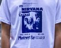 Nirvana Shirts Benefit Women's Advocacy Group
