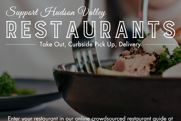 Hudson Valley COVID-19 Restaurant Guide