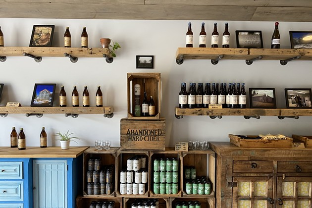 Pucker Up: Abandoned Hard Cider Opens Outpost in Woodstock