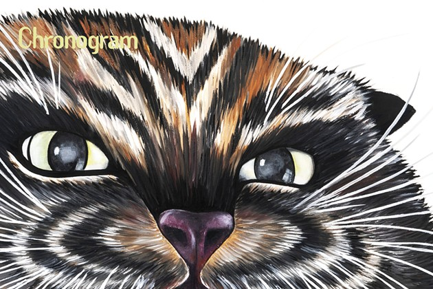On The Cover: Monik Geisel's Meowcifur | March 2021