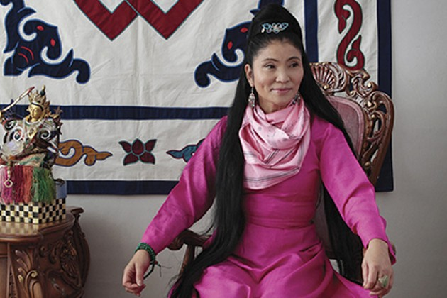 The Way Home: Yungchen Lhamo
