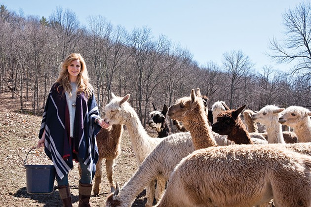 Well Bred: An Alpaca Farm in Stanfordville