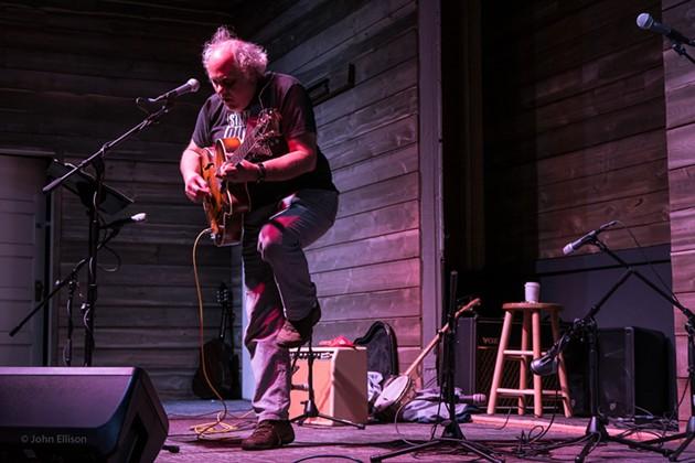 Eugene Chadbourne Live at Quinn's in Beacon - Feb. 11