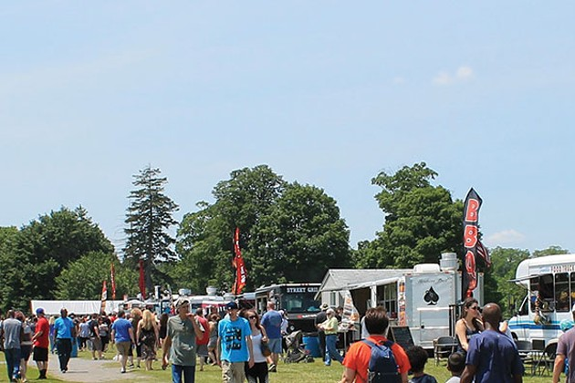 Stormville Airport's Food Truck and Craft Beer Festival June 9