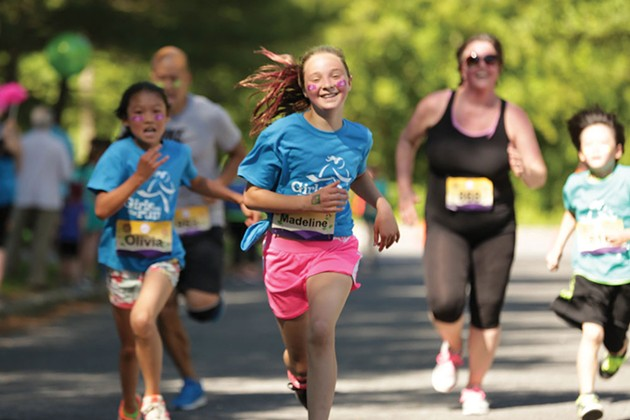 Girls On the Run Fuels Girl Power in the Hudson Valley