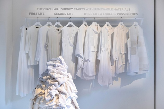 Eileen Fisher's Westchester Factory Paves the Way to Sustainable Fashion