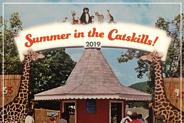 Summer in The Catskills 2019 Playlist