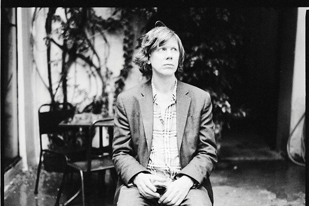 Spiritual Unity: Sonic Youth Founder Thurston Moore at Colony 12/2