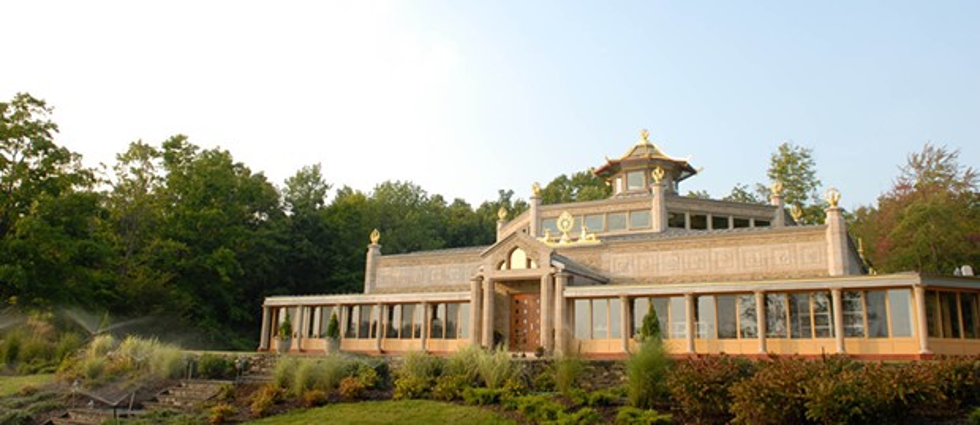 Kadampa Meditation Center World Peace Temple