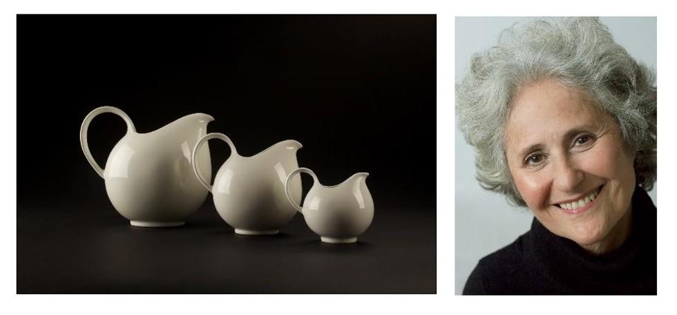 Eva Zeisel and Ceramic Designs