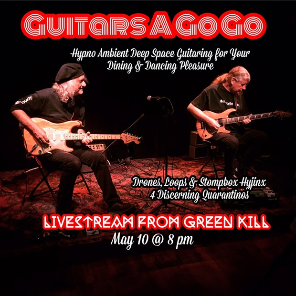 Rick Warren and Sal Cataldi - Guitars A Go Go