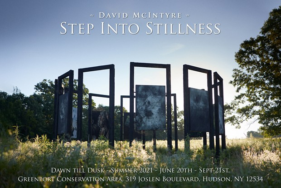 Step Into Stillness