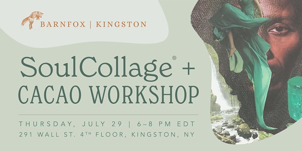 SoulCollage + Cacao Workshop