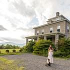 Ashokan High Point: A Historic Stone Home Near Woodstock