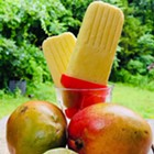 Cannabis-Infused Tropical Fruit Popsicles