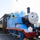 Thomas the Tank Engine Pulls Into Arkville for Miles of Smiles