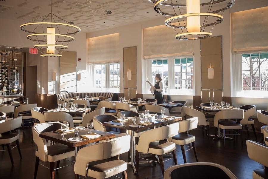 The Bocuse Restaurant - THE CULINARY INSTITUTE OF AMERICA