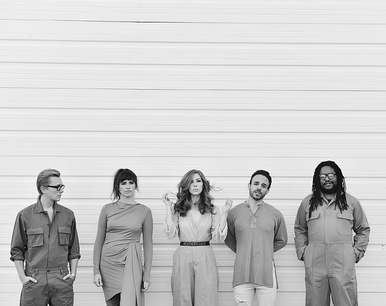While the band's Lounge Around Sounds tour has been postponed, Lake Street Dive is planning split-screen quarantine jams, Instagram Q&As, and other digital interactions with fans. It should also be noted that we spoke with Rachael Price prior to the COVID-19 outbreak. Lakestreetdive.com.