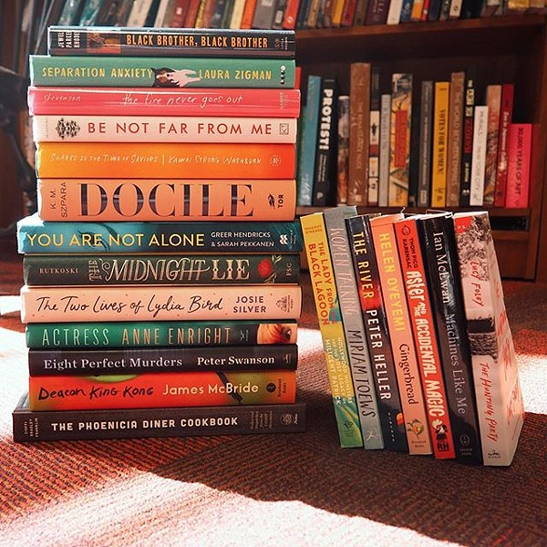 Oblong Books & Music is now offering $50 and $100 mystery book bundles, to keep you flush in reading materials alllll quarantine long. - OBLONG BOOKS & MUSIC