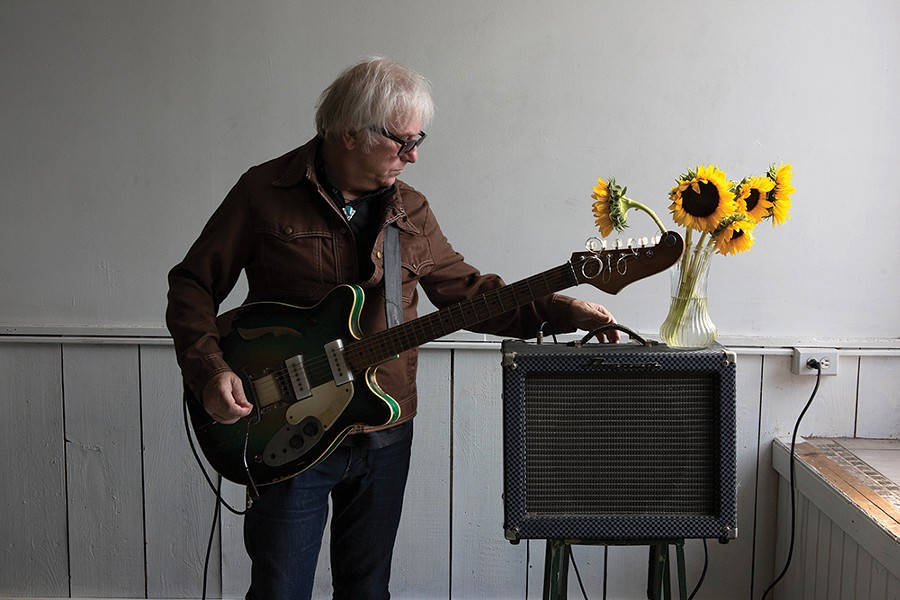 Wreckless Eric, singer-songwriter - PHOTO BY TED BARRON