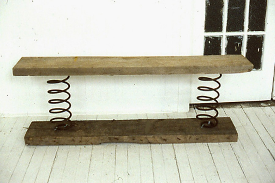 "PAUL MCMAHON'S ""BOUNCY BENCH"""
