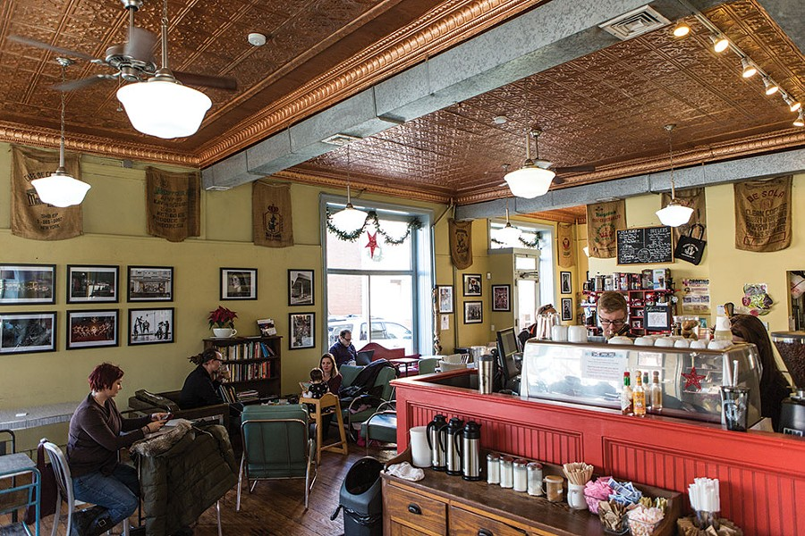 Peekskill Coffee House - PAMELA PASCO