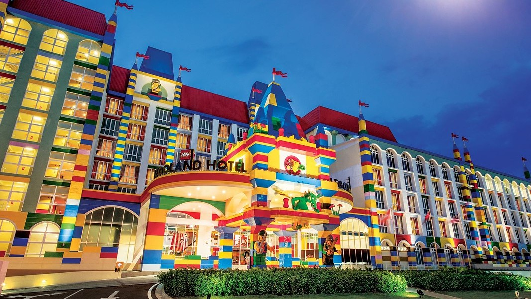 PHOTO COURTESY OF LEGOLAND MALAYSIA.