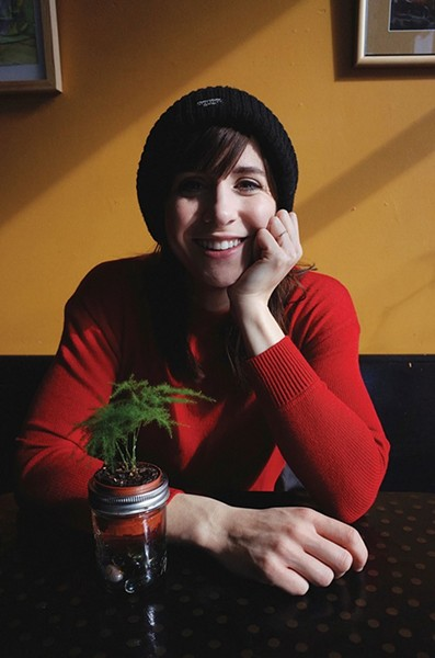 Laura Stevenson - FIONN REILLY