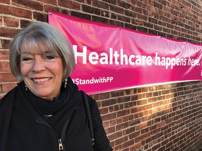 Ruth-Ellen Blodgett, President & CEO of Planned Parenthood of the Mid-Hudson Valley