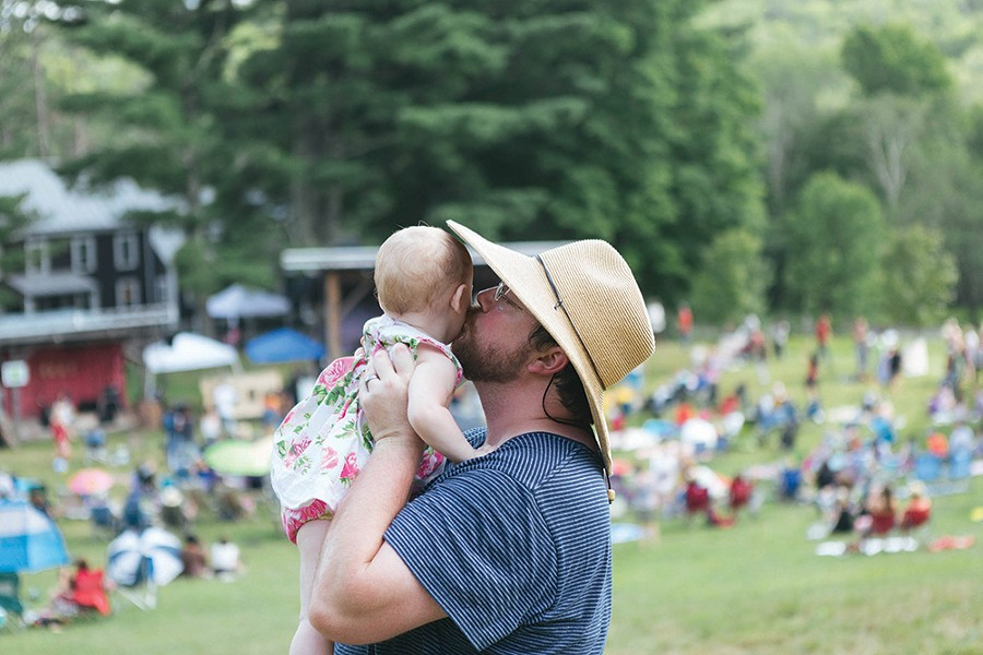 The sustainably sourced Summer Hoot Festival returns August 23-25. - PHOTO: TOM EBERHARDT-SMITH